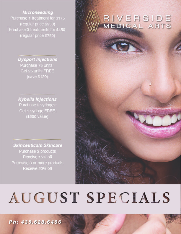 Medical Spa Special Offer