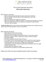 Microdermabrasion Instructions