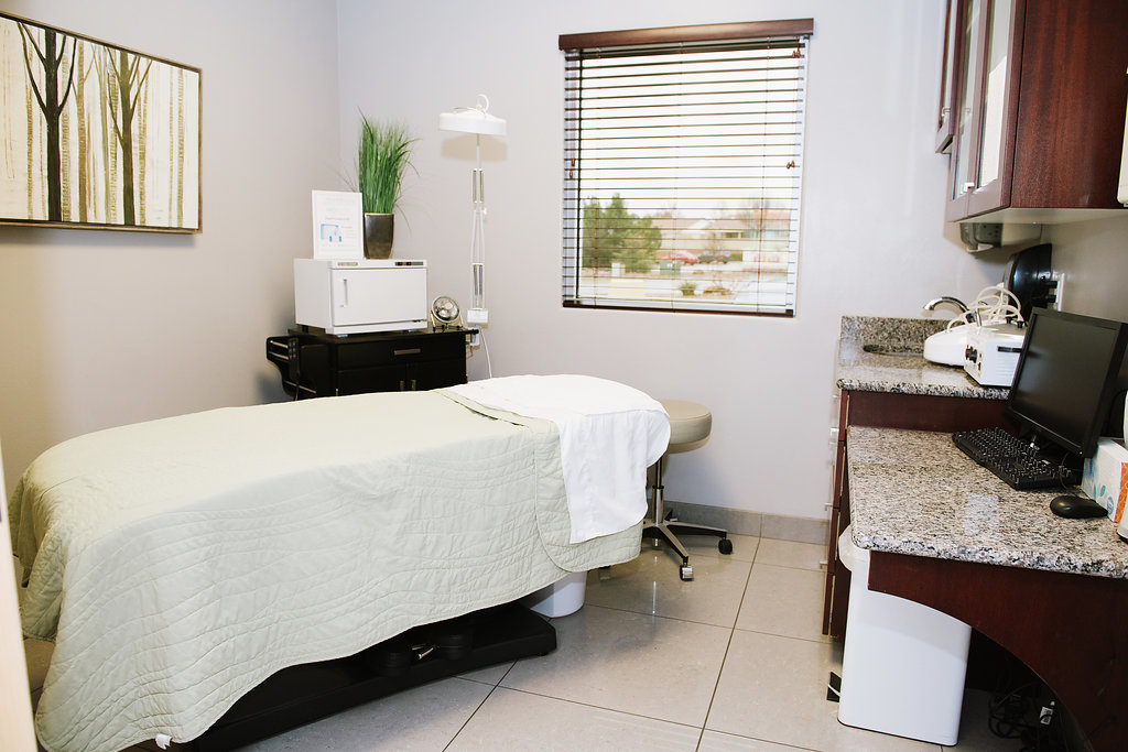 Riverside Medical Arts - Aesthetics Treatment Room
